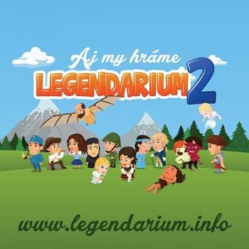 Banner štvorec LEGENDARIUM 2