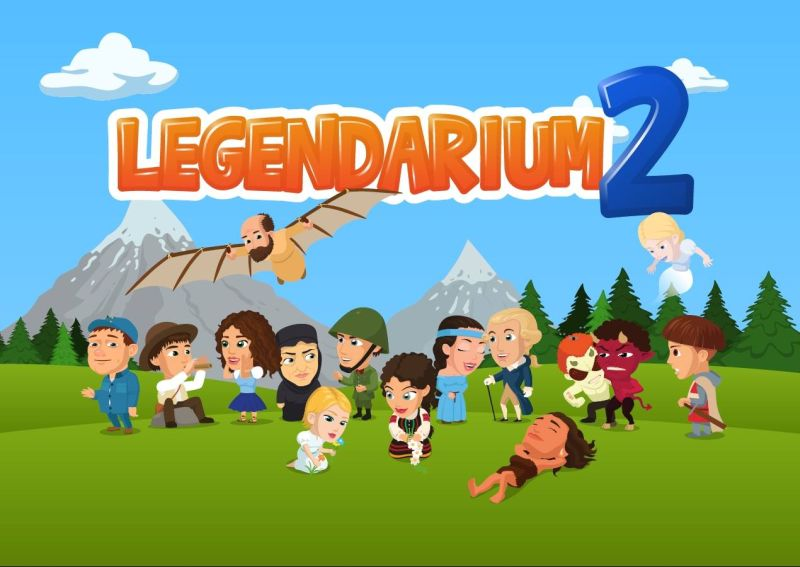 legendarium 2 - splash