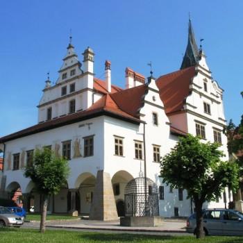 Radnica s klietkou hanby, FOTO - Informačná kancelária mesta Levoča