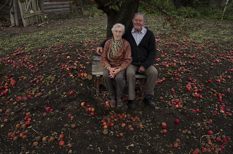 1. miesto Naše ovocie - Milada Kotorova