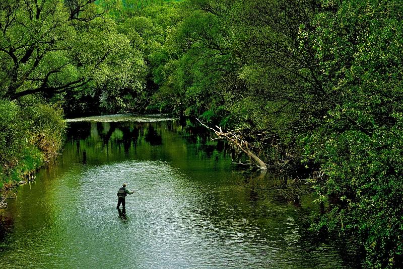 3. miesto Rybár - Anton Hričan
