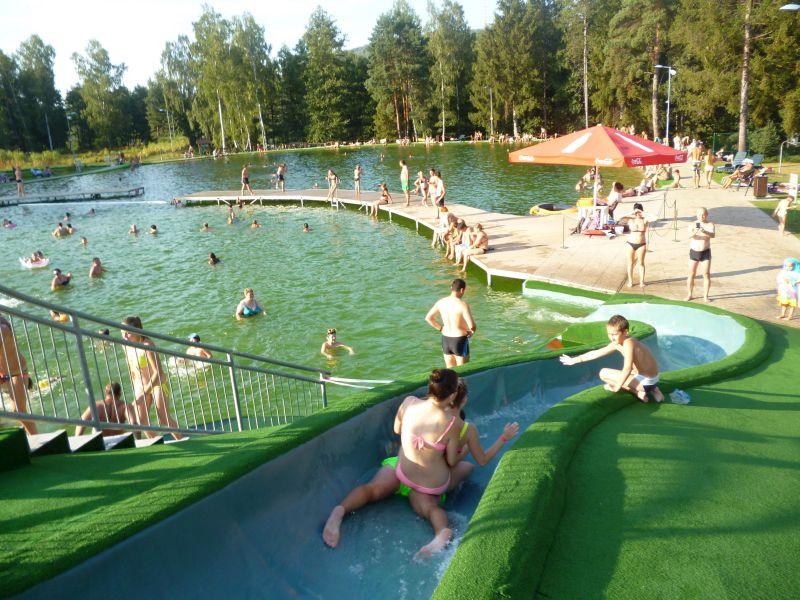 Biokúpalisko Sninské rybníky