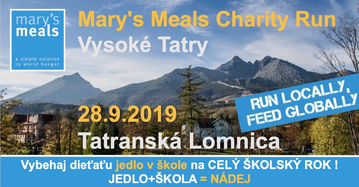 Marys Meals Charity Run