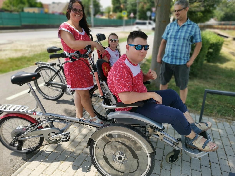 Rodina Marcinová si tieto bicykle už vyskúšala a je z nich nadšená.
